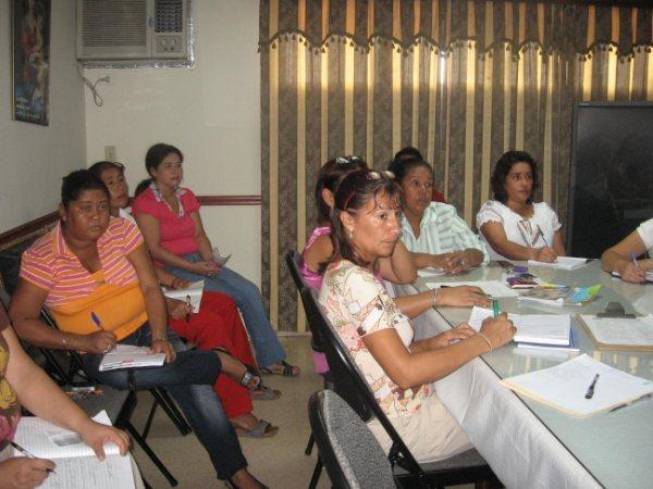 Actualización y Sensibilización en VIH y Sida a Tutoras de las Aldeas Infantiles SOS–Panamá
