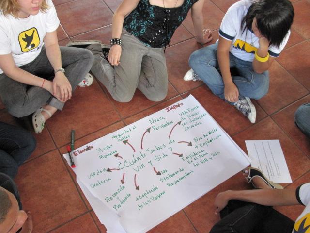 1er Encuentro de Jóvenes Agentes Multiplicadores en la Prevención del VIH y Sida