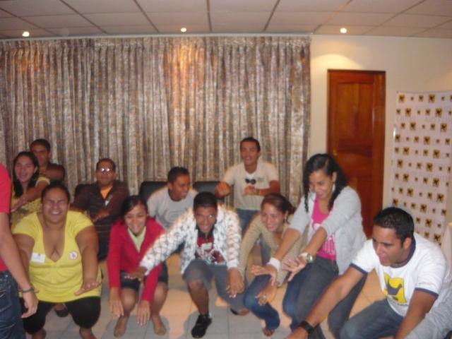 Primer Taller del Proyecto de Formación de Talentos Juveniles en la Prevención del VIH