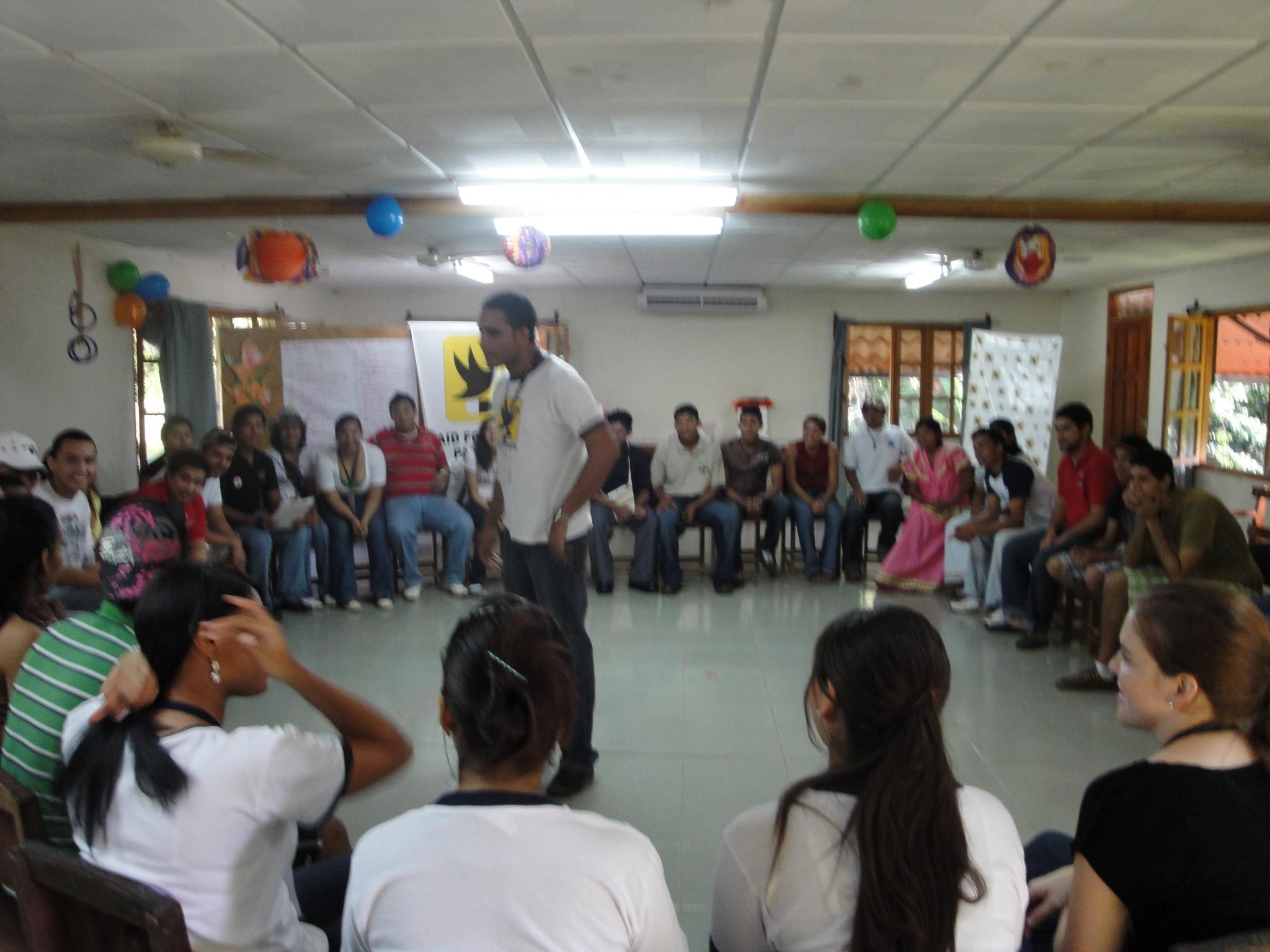 Reencuentro de Jóvenes Agentes Multiplicadores