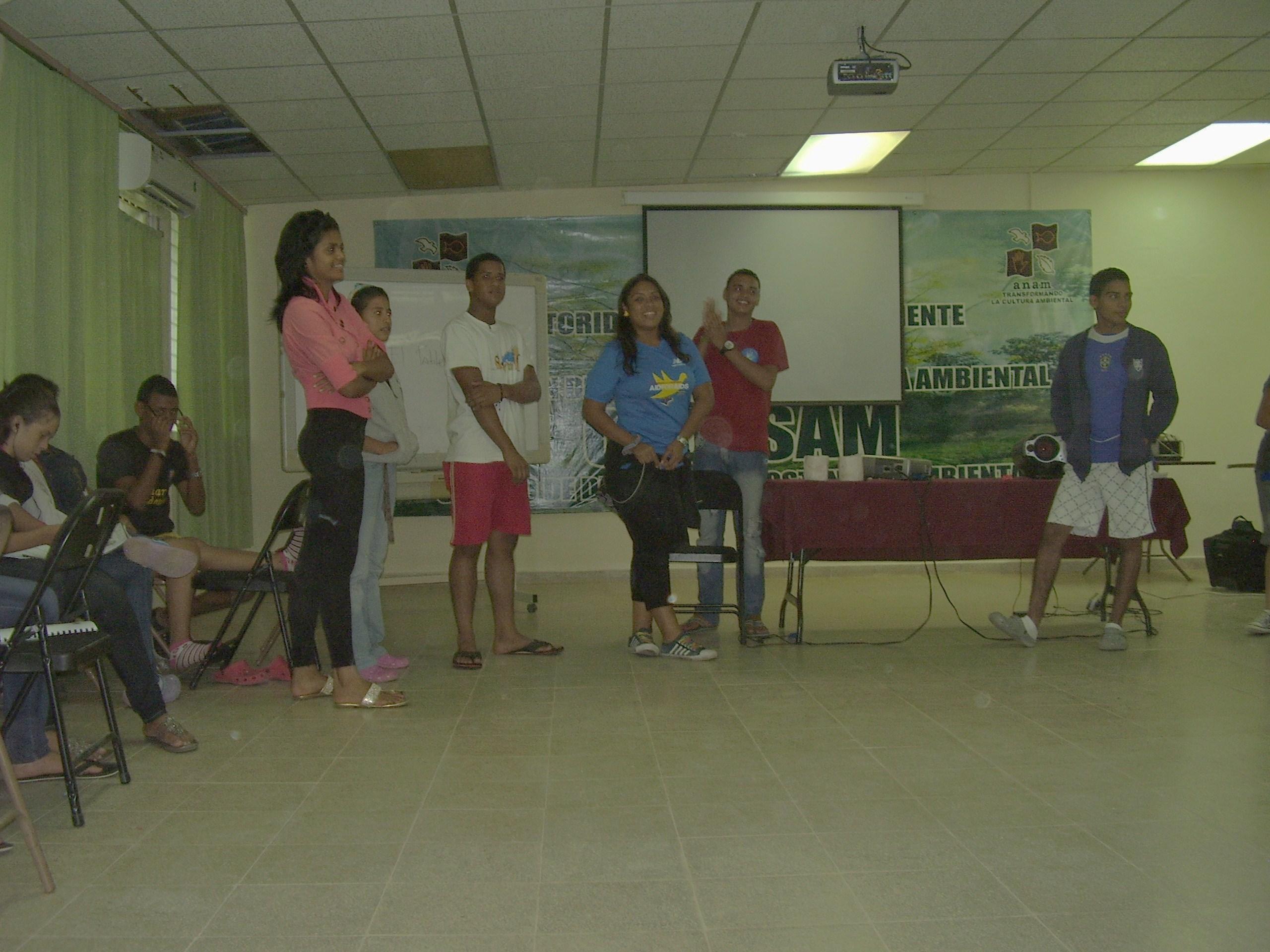 Formación de Líderes Comunitarios como agentes Multiplicadores en la Prevención del VIH y Sida