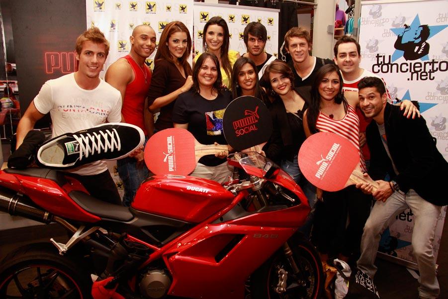 Puma y AID for AIDS Panamá Unidos en la moda