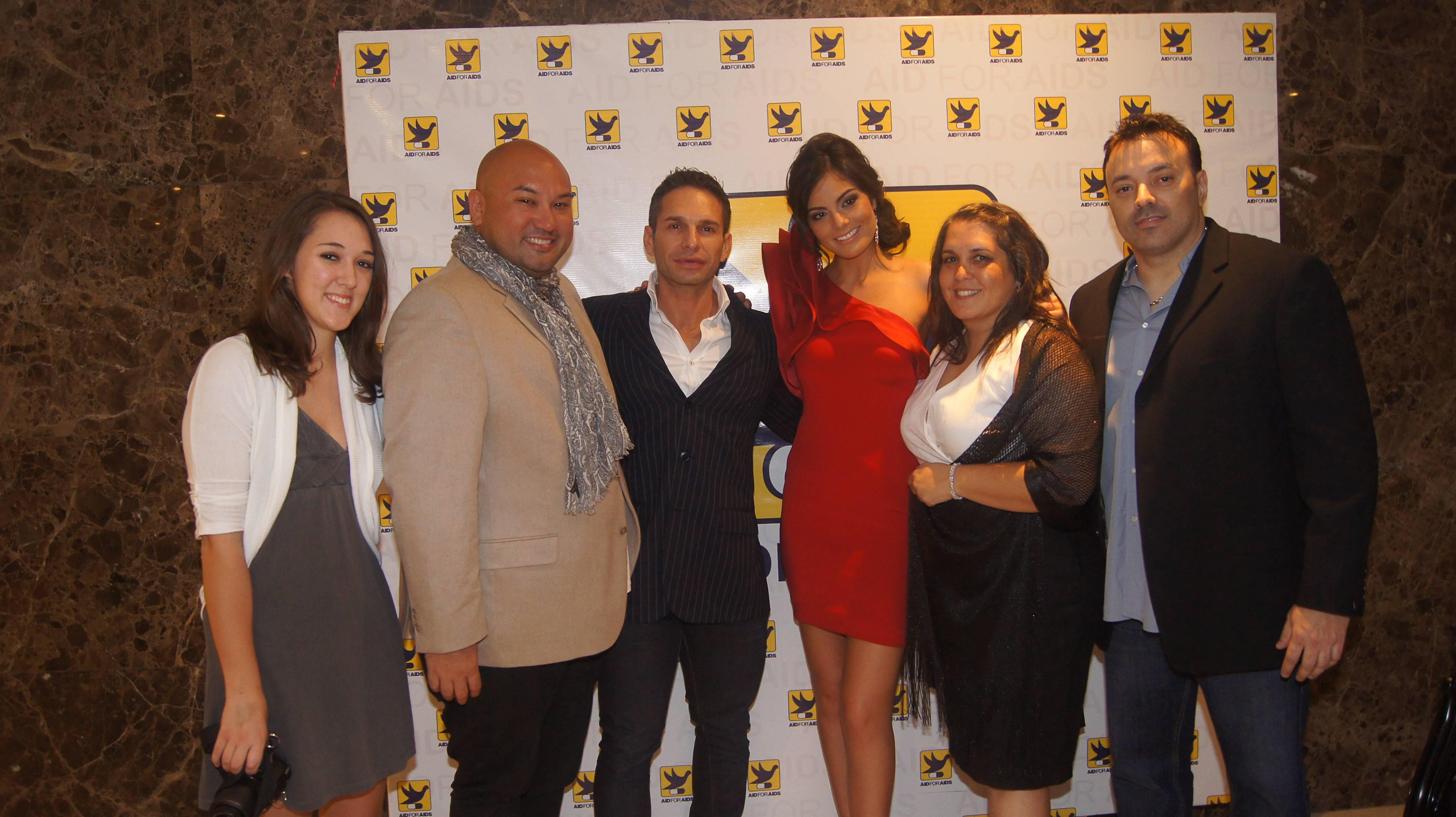 Noche de Cóctel con Miss Universo 2010