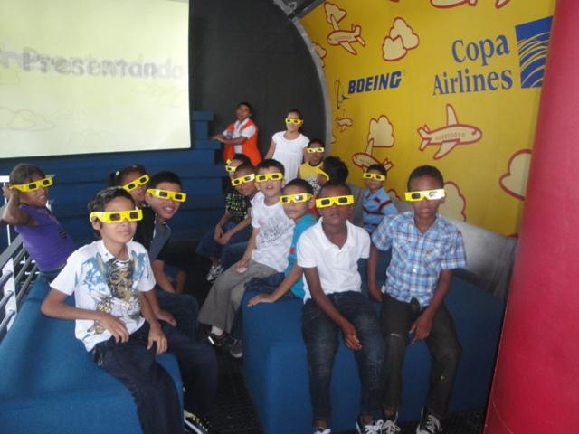 Visita a EXPLORA 2011